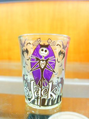 Nightmare before Christmas Jack Shot Glass for Sale in Redmond, WA
