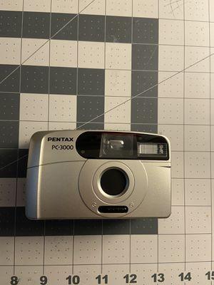 Pentax PC-3000 Vintage Film Camera for Sale in Herriman, UT