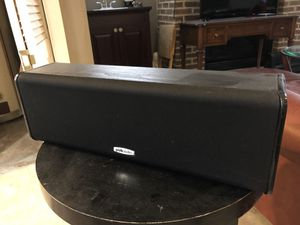 Polk audio center channel for Sale in Arlington, VA