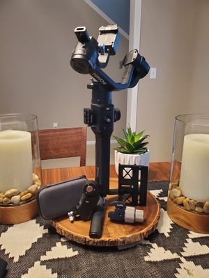 DJI Ronin S with focus pull and Smallrig attachments for Sale in Renton, WA