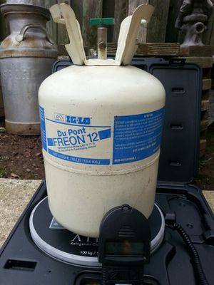 R12 Freon for Sale in Manassas, VA