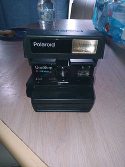 Polaroid one step close up camera for Sale in Ocala,  FL