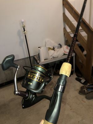 PENN BATTLE 2 reel combo for Sale in Milford, CT
