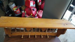 Small wooden shelves for Sale in Fayetteville, AR