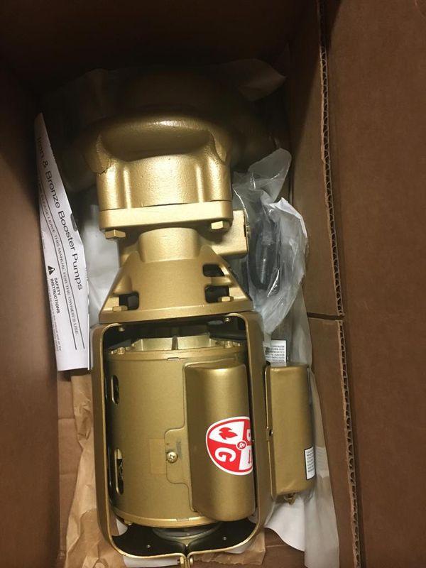 Bell & Gossett Water circulating pump
