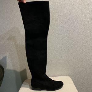 Lulus Black Knee-High Boots for Sale in Denver, CO