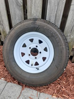 Trailer tire for Sale in Pompano Beach, FL
