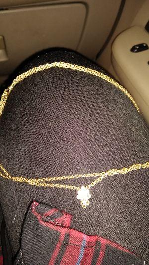 Gold slide chain for Sale in Roanoke, VA