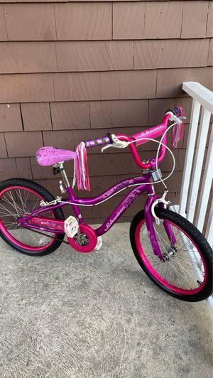 Schwinn girl's bike condition good working good size 20 for Sale in Medford, MA