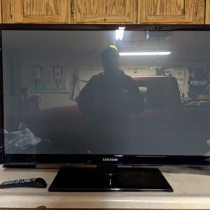"""43"""" Samsung Plasma TV for Sale in Atwater, CA"""