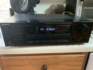 SONY 5.1 Channel Home Theatre 170 watts Amplifier Audio/Video Receiver for Sale in Norcross, GA