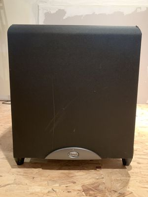 """Klipsch 10"""" subwoofer. for Sale in Staten Island, NY"""