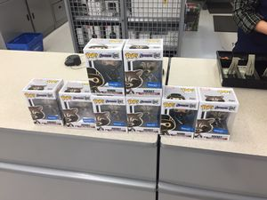 AVENGERS ENDGAME: Ronin & Rocket (Walmart Exclusive) Funko Pop! - Toys & Collectibles [For Fans, Kids, Family, and Investors] for Sale in Corona, CA