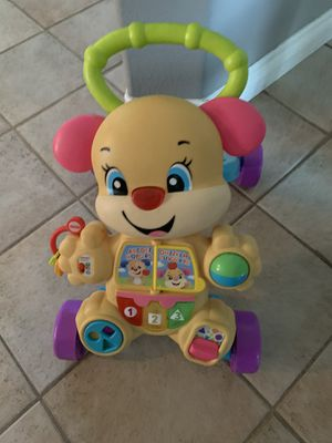 Fisher price Sit and Stand Learning Walkers for Sale in Corona, CA