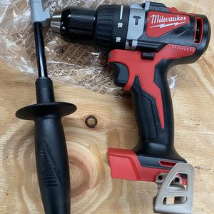 Milwaukee M18 Brushless 1/2in Hammer Drill Tool Only New for Sale in San Diego, CA