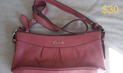 Coach purse, bag for Sale in Alexandria,  VA