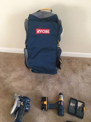 Ryobi Tool Set for Sale in Germantown, MD