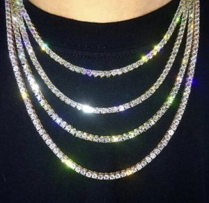 """Tennis Chain Gold 5mm 16""""-24"""" for Sale in Freehold, NJ"""