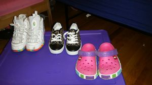 Little girl shoes for Sale in Jersey City, NJ