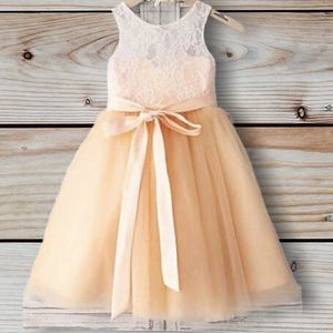 Flower Girl Dress (Champagne Color; Size 2T) for Sale in Artesia, CA