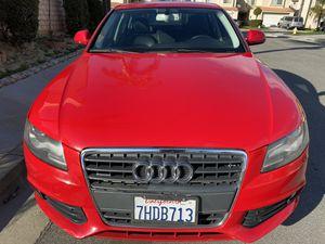 2009 Audi A4 Quattro for Sale in Fontana, CA