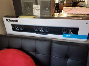 KLIPSCH Sound Bar for Sale in Peoria, AZ