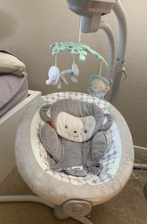 Baby swing for Sale in Ontario, CA