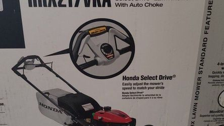 Brand New Honda Lawnmower - 21 in. NeXite Variable Speed 4-in-1 Gas Walk Behind Self Propelled Mower with Select Drive Control for Sale in Carson,  CA