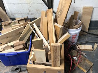 Scrap Hardwoods for Sale in Fairmont,  WV
