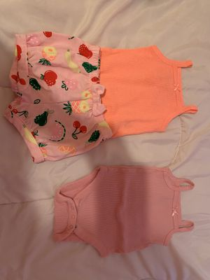 Baby girl Sumer clothes for Sale in Commerce City, CO