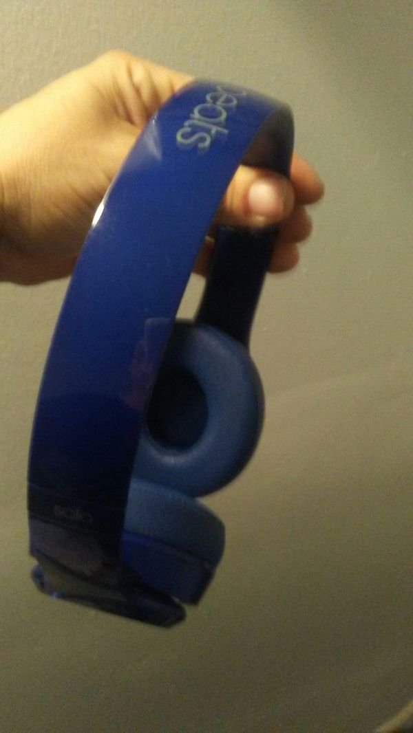 Beats Solo 3 headphones
