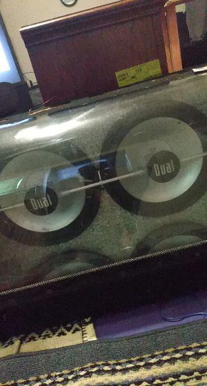 """12"""" Polk Audio speakers for Sale in Baytown, TX"""