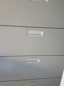 """2 File cabinets. About 48"""" tall, 30"""" wide - Measurements approximate for Sale in Columbus,  OH"""