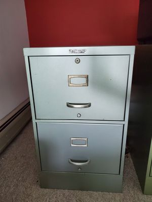 2 Drawer Filing Cabinet- 2 available for Sale in Butler, NJ