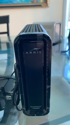 ARRIS Docsis 3.1 Cable Modem CM8200 for Sale in Laguna Hills, CA