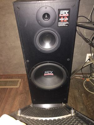 Mtx home speakers for Sale in Maryville, TN