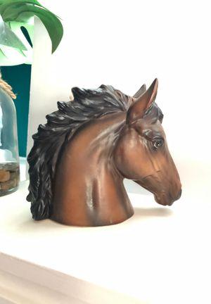 Horse head Vase farmhouse decor for Sale in El Dorado, AR