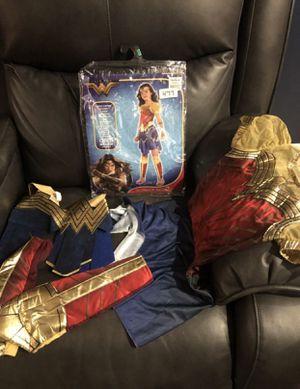 Wonder Woman girls costume for Sale in Perris, CA