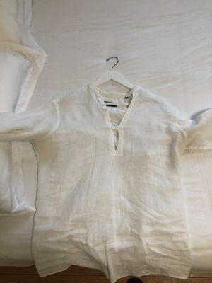Lardini poplin shirt for Sale in Derwood, MD
