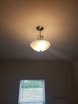 Chandelier type residential ceiling fixture for Sale in York, SC