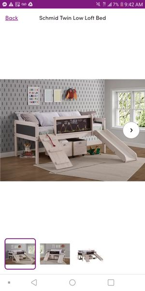 Schmid Twin Loft Bed for Sale in St. Louis, MO