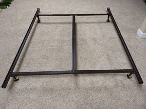 Queen/King bed frame for Sale in Minster, OH