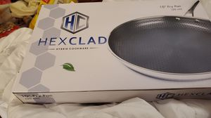 Hexclad hybrid cookware for Sale in Los Angeles, CA