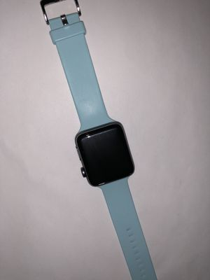 Apple watch - 42MM - Series 3 - Space Grey Color - WiFi + GPS + 4G LTE + Cellular for Sale in Fairfax, VA