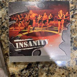 Insanity Beach body DVD for Sale in Fort McDowell, AZ