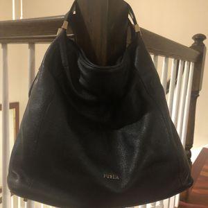 Furla Shoulder Bucket Bag With Side Zippers for Sale in Morristown, NJ