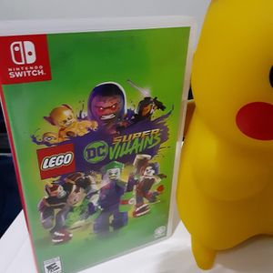 Lego DC Super Villains For Switch for Sale in Riverside, CA