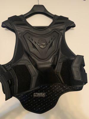 Icon Stryker Motorcycle Vest. Sz L-XL for Sale in Westland, MI