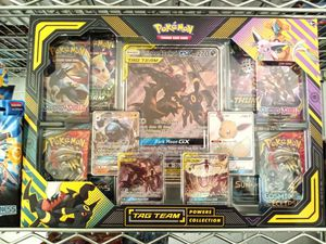 POKEMON TAG TEAM POWERS COLLECTION BIG BOX BRAND NEW & FACTORY SEALED!!! for Sale in Pomona, CA