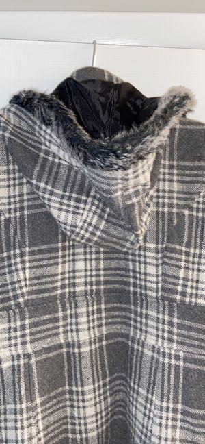 Junior's Jacket w hoodie, size Large for Sale in Burke, VA